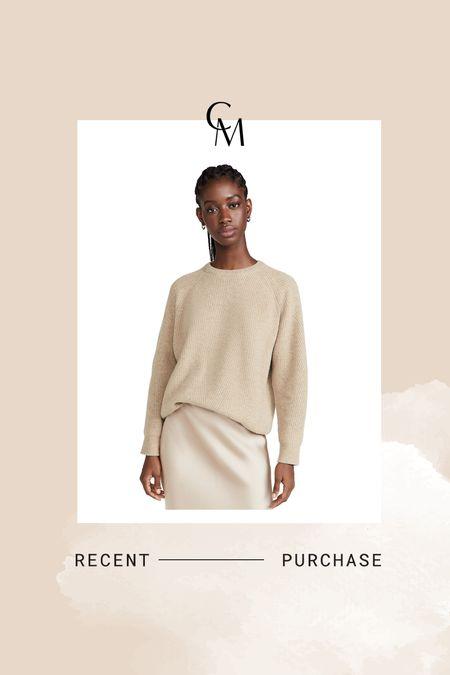Demylee sweater. Ordered the xs   #LTKsalealert