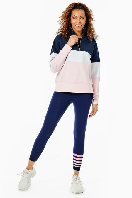 Love this sweatshirt from Addison Bay! I own the leggings too and they're amazing 💕
