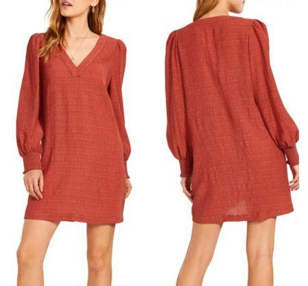 Long sleeve dress  #LTKunder100 #LTKstyletip   http://liketk.it/3o4V2 @liketoknow.it #liketkit