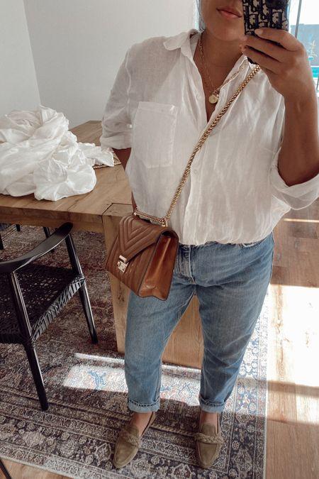 White linen summer http://liketk.it/3jdcr #liketkit @liketoknow.it #LTKstyletip #LTKunder100