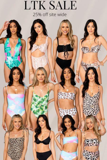 Bikini  Travel outfits  Vacation    #LTKsalealert #LTKstyletip #LTKDay