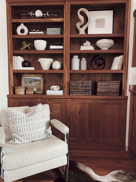 bookshelves, home decor   #LTKhome