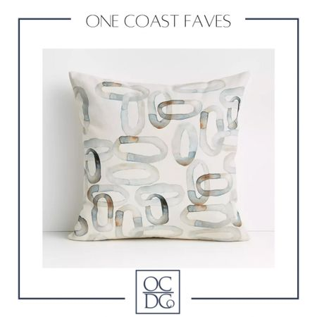 http://liketk.it/3jO2Z This watercolored pattern is so gorgeous! We are loving this beautiful throw pillow! #liketkit #LTKhome @liketoknow.it @liketoknow.it.home Follow me on the LIKEtoKNOW.it shopping app to get the product details for this look and others