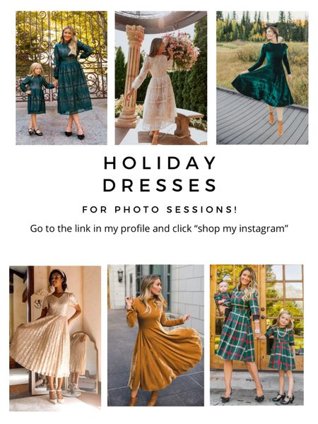 http://liketk.it/312oU #liketkit @liketoknow.it #LTKfamily  What to wear for Fall and Christmas Family photos, for Mom! The best part is all of these looks come in girls sizes (and baby) too! These would be great for a Thanksgiving outfit too!   @liketoknow.it.family #LTKFall