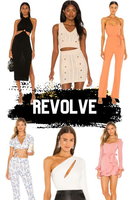 New Revolve dresses and jumpsuits!   #LTKstyletip #LTKsalealert #LTKtravel