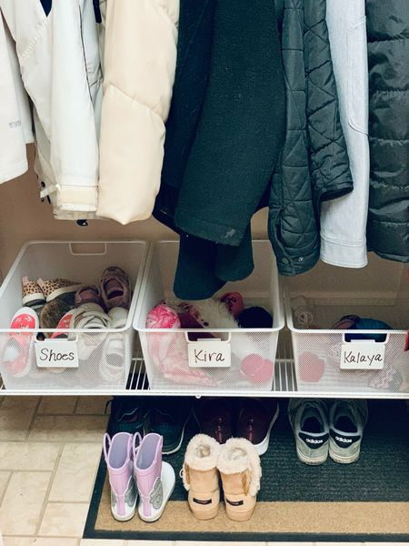 Shoe organization   #LTKhome #LTKSeasonal #LTKunder50
