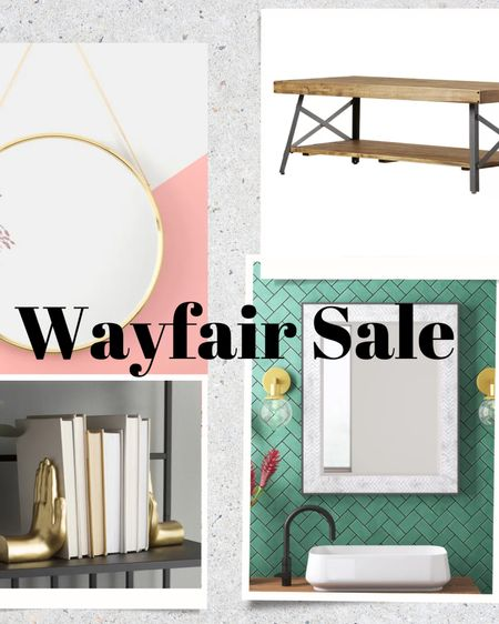 Home decor, sale, wayfair sale, way day, area Rug, mirrors, home style  #LTKhome  http://liketk.it/3e5Xn #liketkit @liketoknow.it
