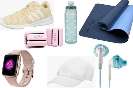 Mother's Day Gift Guide for an active Mom under $100 💖 . . . . #mothersday #mothersdaygiftguide #giftguide #giftguideunder100 #giftforher #activewear #active #fit #fitness #fitnessfinds #workout #gymbunny #LTKunder100 #LTKfit #liketkit @liketoknow.it http://liketk.it/3eafu