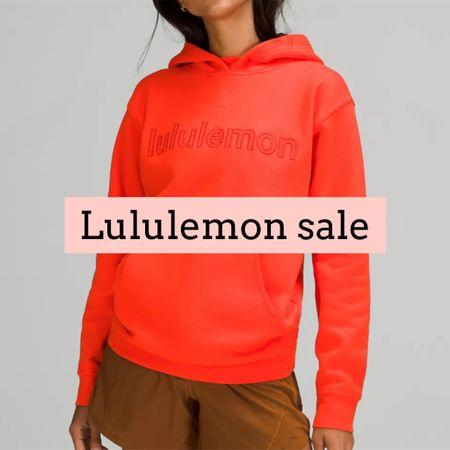 Lululemon hoodie on sale   #LTKfit #LTKsalealert #LTKunder100