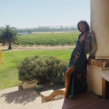 Perfect outfit for Napa wine tasting! 🍷✨   #LTKunder100 #LTKstyletip #LTKwedding