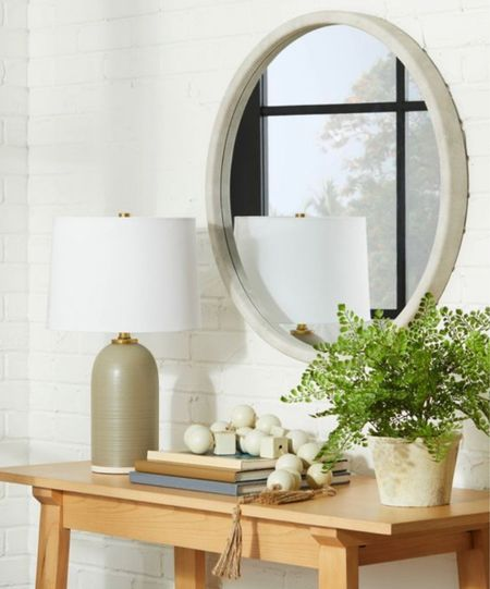 Console table and styling accessories #home #homedecor #target #targethome   #LTKSeasonal #LTKstyletip #LTKhome
