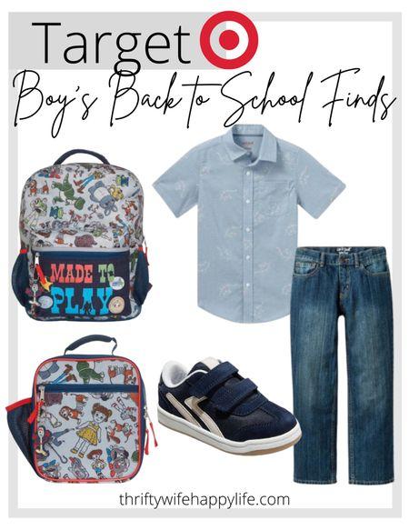 Target back to school finds for boys. #backtoschool   #LTKkids #LTKfamily #LTKunder50