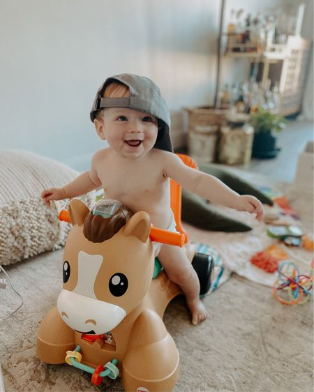 Great toy for 6+ months! The bouncy seat let's Caden stand on his own! #LTKfamily #LTKbaby http://liketk.it/36f84  #liketkit @liketoknow.it