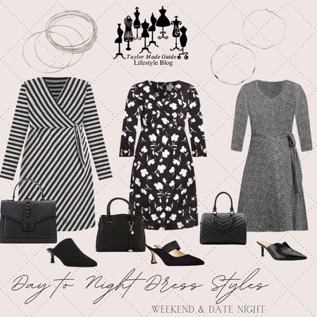 http://liketk.it/3ouXa @liketoknow.it #liketkit #LTKcurves #LTKstyletip #LTKshoecrush I'm all about novelty meets the basic the look versus the label and remember always keep comfort classic and chic in mind when getting dressed. Hoop earrings bangles top handle bags mules wrap dresses you can never go wrong with this look whether it's a date night or you're working and going out for cocktails later on you'll always be set and prepared for anything the day throws at you. Screenshot or 'like' this pic to shop the product details from the LIKEtoKNOW.it app, available now from the App Store!