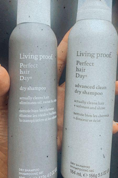 The brand new living proof dry shampoo is live!!! I just got mine in the mail a few days ago. Free shipping. Free returns!!  #LTKSeasonal #LTKsalealert #LTKbeauty