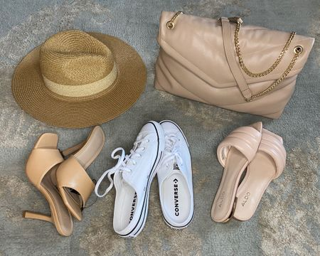 Accessories for Spring ☀️   http://liketk.it/39xIm #liketkit @liketoknow.it  . . . . #shoes #hats #bags #neutrals #nordstrom #heels #flats #casualstyle