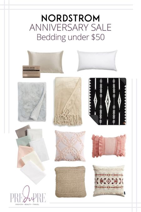 Great finds at the Nordstrom Anniversary Sale. I've rounded up my top picks in home - bedding under $50  http://liketk.it/3k8Vk  pillowcase, satin pillowcase, vegan pillowcase, faux fur blanket, throw, camp blanket, silk pillowcase, bed pillow, pillow decor, fringe, pompoms, boho interiors, beau teal interiors, classic home interiors, home decor, bedroom decor, My NSale 2021 fashion favorites, Nordstrom Anniversary Sale, Nordstrom Anniversary Sale 2021, 2021 Nordstrom Anniversary Sale, NSale, N Sale, N Sale 2021, 2021 N Sale, NSale Top Picks, NSale Beauty, NSale Fashion Finds, NSale Finds, NSale Picks, NSale 2021, NSale 2021 preview, #NSale, #NSalefashion, #NSale2021, #2021NSale, #NSaleTopPicks, #NSalesfalloutfits, #NSalebooties, #NSalesweater, #NSalefalllookbook, #Nsalestyle #Nsalefallfashion, Nordstrom anniversary sale picks, Nordstrom anniversary sale 2021 picks, Nordstrom anniversary Top Picks, Nordstrom anniversary, #liketkit  @liketoknow.it  Download the LIKEtoKNOW.it shopping app to shop this pic via screenshot  Follow my shop on the @shop.LTK app to shop this post and get my exclusive app-only content!  #LTKhome #LTKsalealert #LTKunder50
