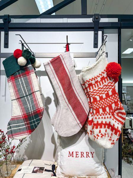 Target Christmas stockings!   #LTKSeasonal #LTKhome #LTKHoliday