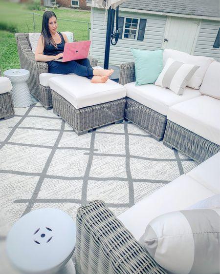 Love our patio set http://liketk.it/3fqg0 #liketkit @liketoknow.it #LTKhome #LTKstyletip #LTKsalealert