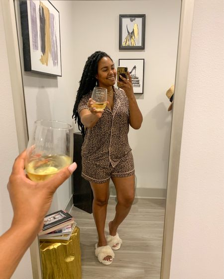 Cheers to still having a few hours on the clock to save on cute & cozy pajamas 🥂  I linked the #nsale dupe for what I'm wearing and other Nordstrom Anniversary Sale picks 🛍   #LTKsalealert #LTKunder50 #LTKunder100