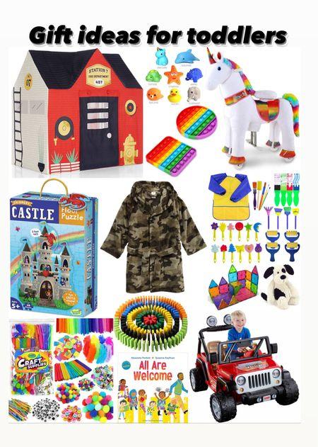 Gift ideas for toddlers   #LTKkids #LTKGiftGuide