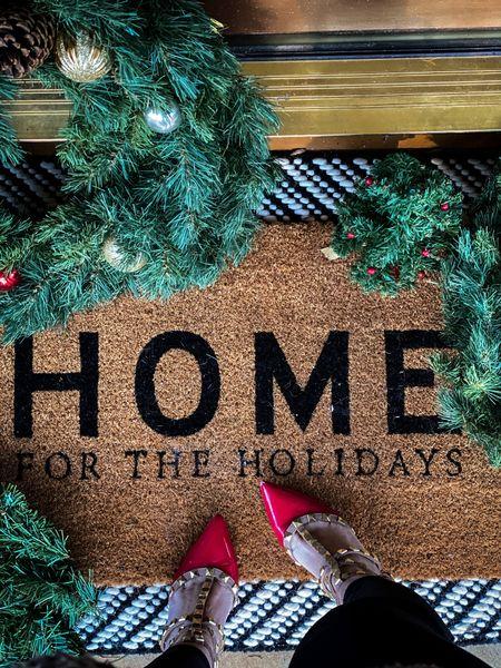 Home for the holidays 🎄  #LTKhome #StayHomeWithLTK #LTKgiftspo