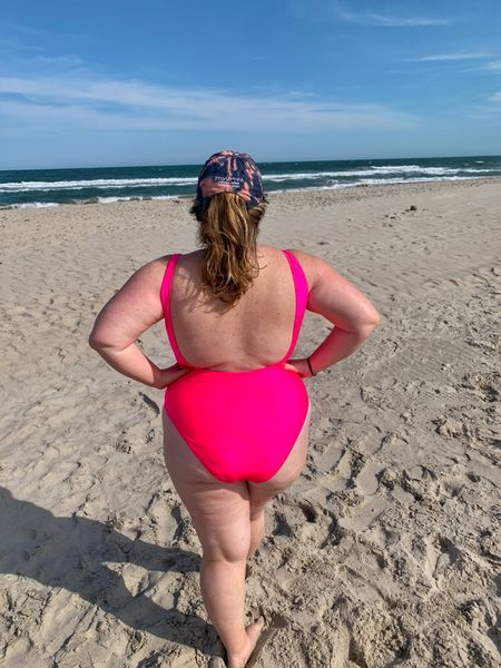 Summer officially begins Sunday, so this is your reminder to wear the damn suit this summer. 😘    #LTKcurves #LTKswim #LTKunder50