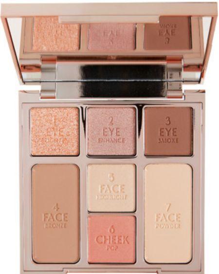 New makeup palette alert from Charlotte Tilbury! http://liketk.it/3epoR @liketoknow.it #liketkit #LTKunder100 #LTKbeauty