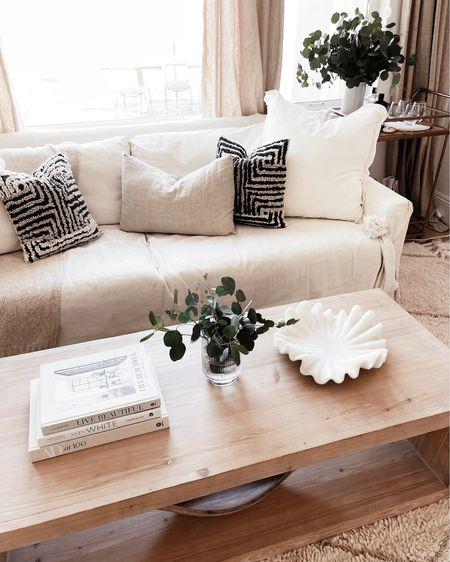 Coffee table, home decor, living room, summer home decor, stylinaylinhome @liketoknow.it #liketkit http://liketk.it/3i1Ka           #LTKhome #LTKstyletip #LTKunder50
