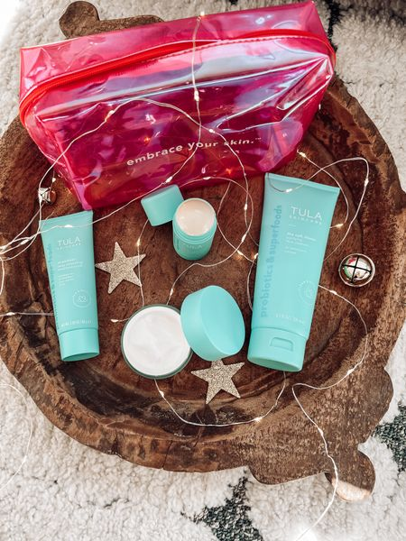 Additional 15% off with code: HEYITSJENNA, making this $81.60  Treat yourself to a holiday glow with this kit that helps to: • exfoliate, purify & tone skin • remove dirt, oil & debris • deeply nourish skin for a radiant & refined complexion  #LTKHoliday #LTKbeauty #LTKGiftGuide