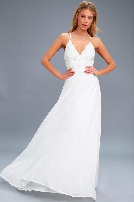 Lulus dresses, white wedding dress, party dresses, cocktail dresses, floral dresses, lace dresses, maxi dresses, mini dresses, formal dresses, celebratory casual dresses, fall dresses @shop.ltk #liketkit 🥰 Thanks for being here & shopping with me! 🤍 Xo Christin   #LTKstyletip #LTKshoecrush #LTKcurves #LTKitbag #LTKsalealert #LTKwedding #LTKfit #LTKunder50 #LTKunder100 #LTKstyletip #lulus #lovelulus