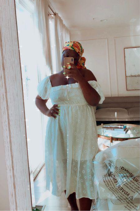 Summer dress find on Amazon Fashion http://liketk.it/3jE9s #liketkit @liketoknow.it #LTKunder50 #LTKcurves