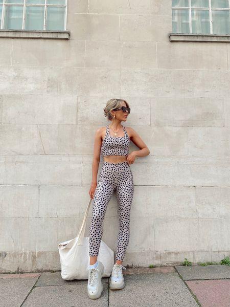 My current go to activewear set from Gilly Hicks #ad   #LTKunder50 #LTKstyletip #LTKunder100