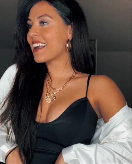 All the necklaces   #LTKfit #LTKunder50 #LTKunder100