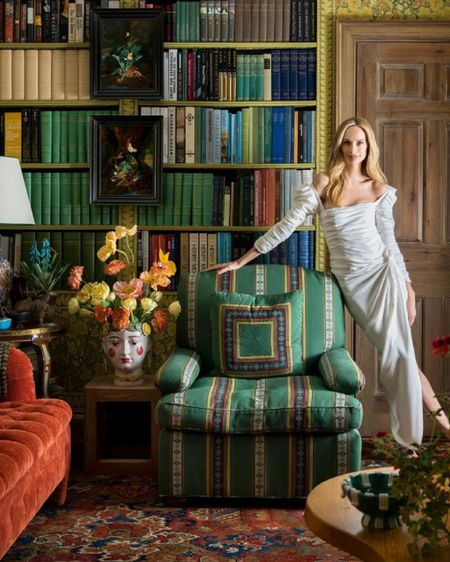 Loving the new collaboration between Lauren Santo Domingo and Chairish! See more of Lauren's gorgeous home on KatieConsiders.com @liketoknow.it #liketkit http://liketk.it/3fM5p