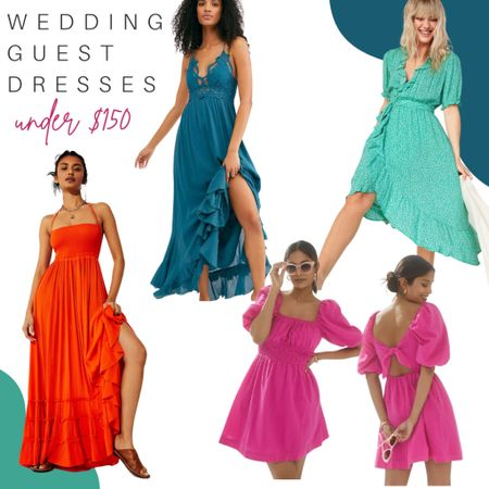 Wedding season is right around the corner! While I'm SO excited to have my weddin @liketoknow.it.family g at the end of the summer, I'm also super excited to see my friends get married this year! If you're also going to be a wedding guest this summer, check out these adorable (and affordable) colorful wedding guest dresses! http://liketk.it/3dzWX #liketkit @liketoknow.it #LTKbeauty #LTKfit #LTKwedding Shop my daily looks by following me on the LIKEtoKNOW.it shopping app