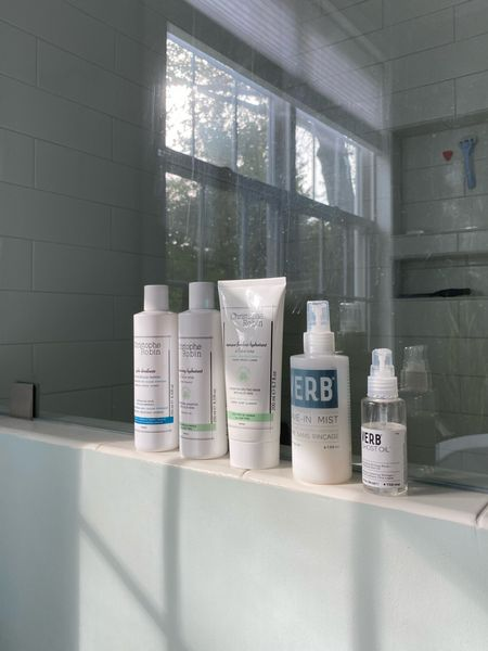 Sunday Hair products
