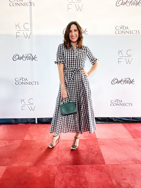 Just your average Wednesday night walking the red carpet at Kansas City Fashion Week.   The first night of shows were fantastic and I cannot wait to see more tonight!   Linking similar styles to my outfit details since I pulled from my closet for this look and many of the items have sold out since I got them.     #LTKwedding #LTKSeasonal #LTKunder50
