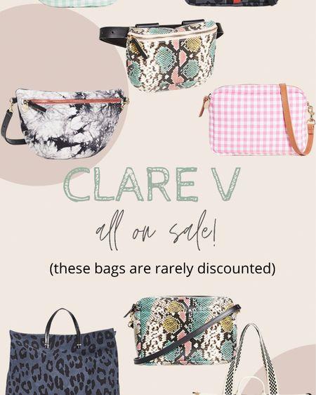 Clare V bags all on sale! http://liketk.it/3gp1u #liketkit @liketoknow.it