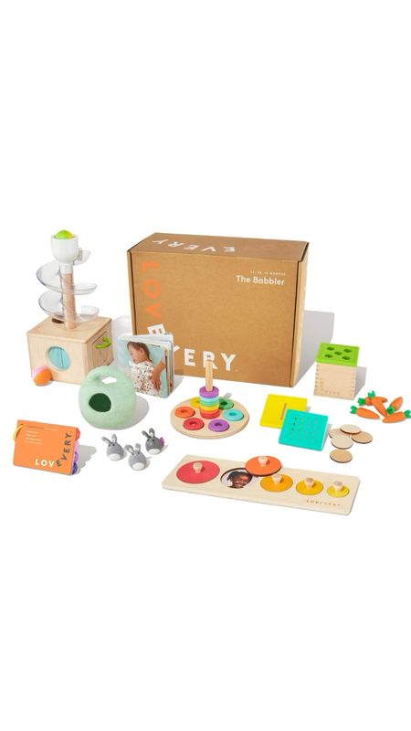 Toys for 1 year olds, gifts for 1 year old, toys for one year old, toys for 1 to 2 year olds, baby toys, Montessori, baby subscription box, toy subscription box, baby toy subscription box, toy subscription, baby developmental toys   #LTKkids #LTKbaby #LTKunder100