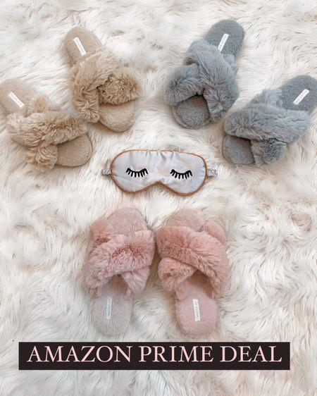 Amazon prime day slippers on sale   http://liketk.it/3ibPN #liketkit @liketoknow.it #LTKunder50 #LTKsalealert #LTKunder100 #primeday #amazonfinds #laurabeverlin