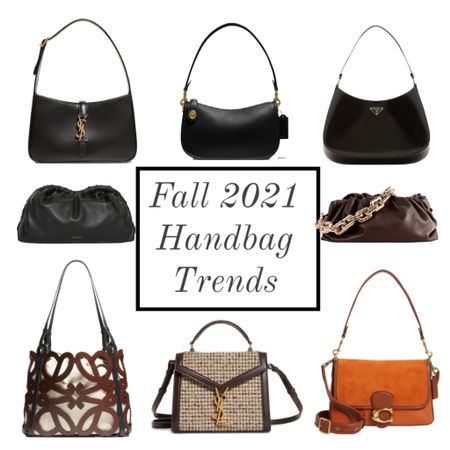 Fall handbags are all about neutral hues, mixed fabrications, cut-outs, '90's influences, and '70's influences 😍 linked up my favorites here ❤️ fall handbag trends   #LTKitbag #LTKstyletip #LTKSeasonal