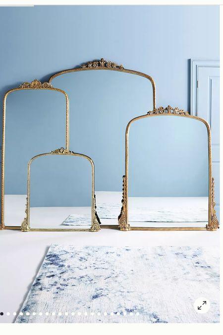 Anthropologie Primrose Mirror Sale  #anthropologie #office #officespace #wfh #primrose #mirror #sale   #LTKfamily #LTKsalealert #LTKhome