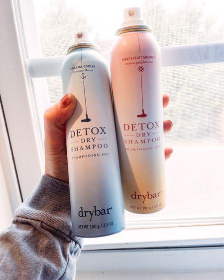 favorite dry shampoo!!  doesn't dull your hair, NOT powdery!! @liketoknow.it http://liketk.it/36RAW #liketkit #LTKunder50 #StayHomeWithLTK #LTKbeauty