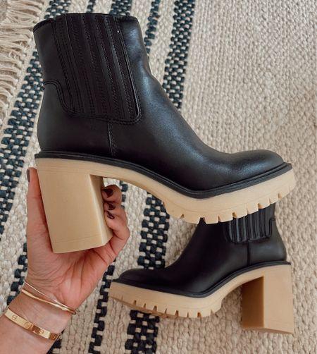 Boots. Fall booties. LOVE these! 3 colors. TTS.   #LTKshoecrush #LTKstyletip #LTKunder100