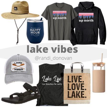 Lake life. Boating hat. Teva sandals. Fishing net.   http://liketk.it/3fKsQ #liketkit @liketoknow.it #LTKtravel #LTKmens #LTKunder50