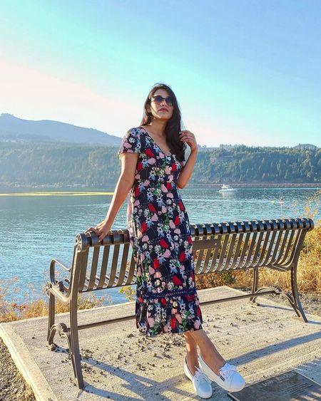Amazon dress  http://liketk.it/3nqeq @liketoknow.it #liketkit #LTKbacktoschool #LTKSeasonal #LTKshoecrush #LTKsalealert #LTKstyletip #LTKunder100 #LTKunder50 #ltkseasonal #competition #amazondress #floraldress