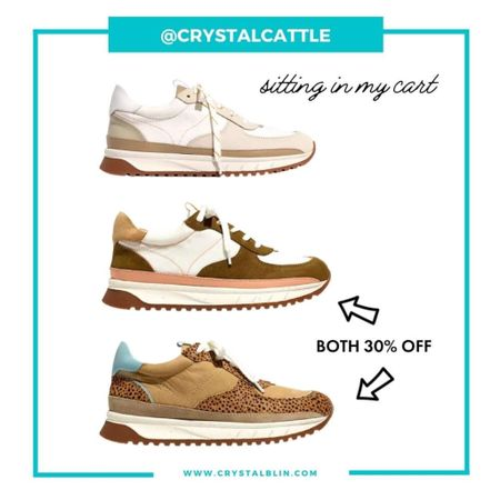 I've been itching for a new pair of trendy sneakers for running around and travel. I am pretty sure each of these will work for #hocspring and #hocautumn.   #LTKtravel #LTKshoecrush #LTKsalealert