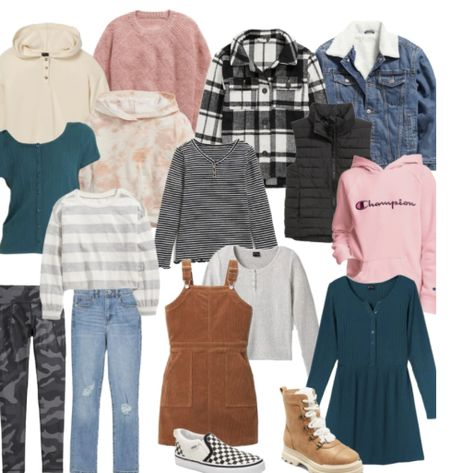 Looking for some girl / tween clothing ideas? Check out this collection!   Girl Tween Old Navy Target  Girls fashion  Fall   #LTKstyletip #LTKkids #LTKunder100
