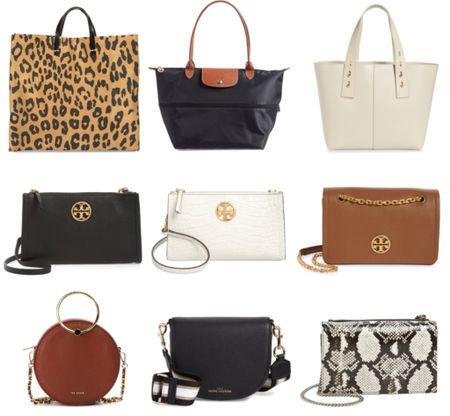 Nordstrom Anniversary Sale!!! Cutest totes and crossbody purses!  #LTKitbag #LTKsalealert